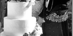 زفاف سارة المدني تنتشر على مواقع التواصل