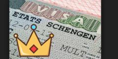 الكشف عن شروط الحصول على تأشيرة شنغن وسبب رفض فيزا شنغن 2019