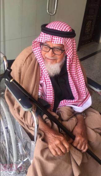وفاة عميد ال سعود