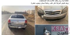وفاة هاني العتيبي رجل الامن السعودي بسبب شاب سكران ويتعاطى حبوب مخدرة